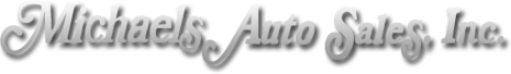 Michaels Auto Sales Logo