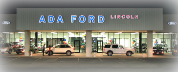 Ada Ford dealership image