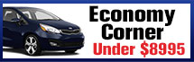 Vehicles Under $8995