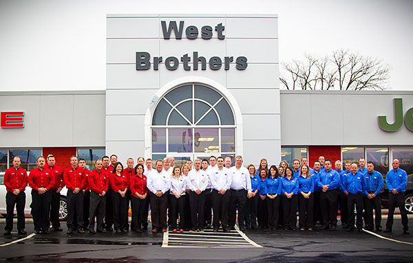 West Brothers Chrysler Dodge Jeep Ram