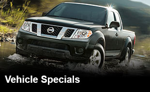 Vehicle Specials