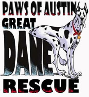 PAWS of Austin Great Dane Rescue