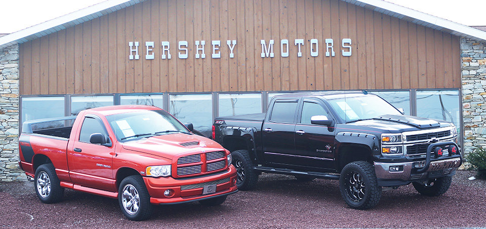 Home Hershey Motors