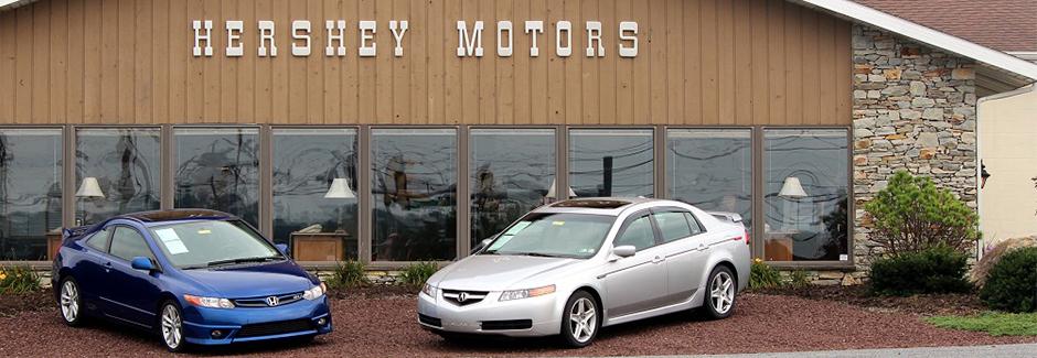 Home Hershey Motors