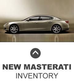 Ferrari Maserati Palm Beach New Maserati Inventory