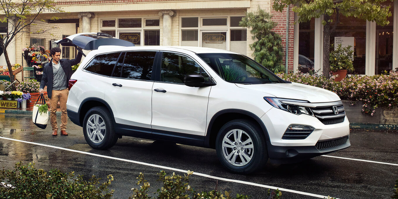 2017 honda pilot walsh honda macon ga for Honda macon ga