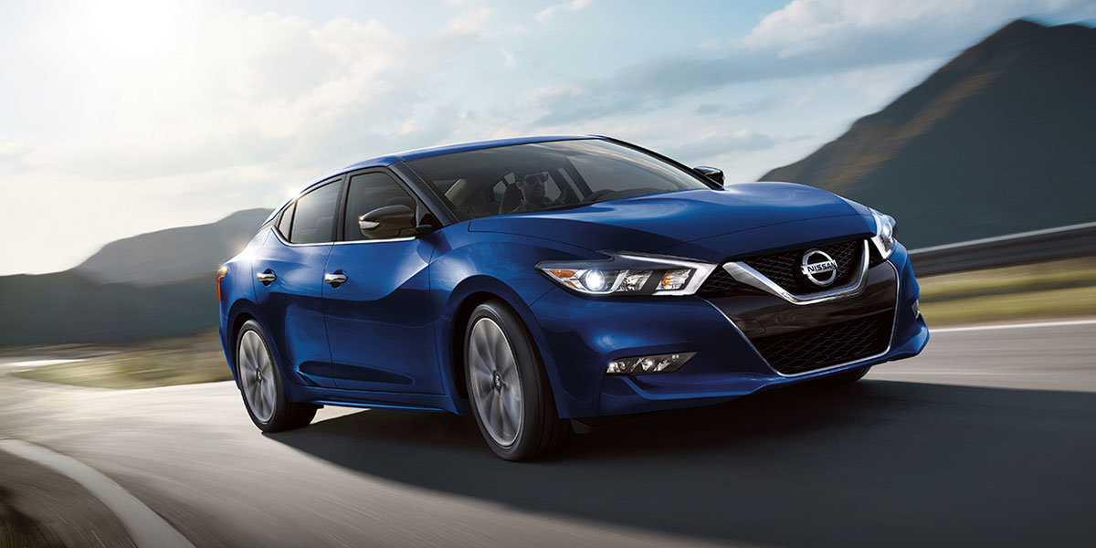 Nissan Of Lawton >> 2018 Nissan Maxima | Nissan of Lawton | Lawton, OK
