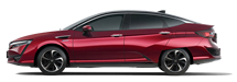 2017 Clarity Fuel Cell