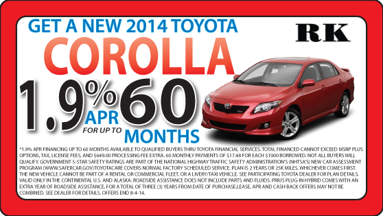The new Corolla is one of our most popular vehicles - see it today at our dealership in Hampton, VA.