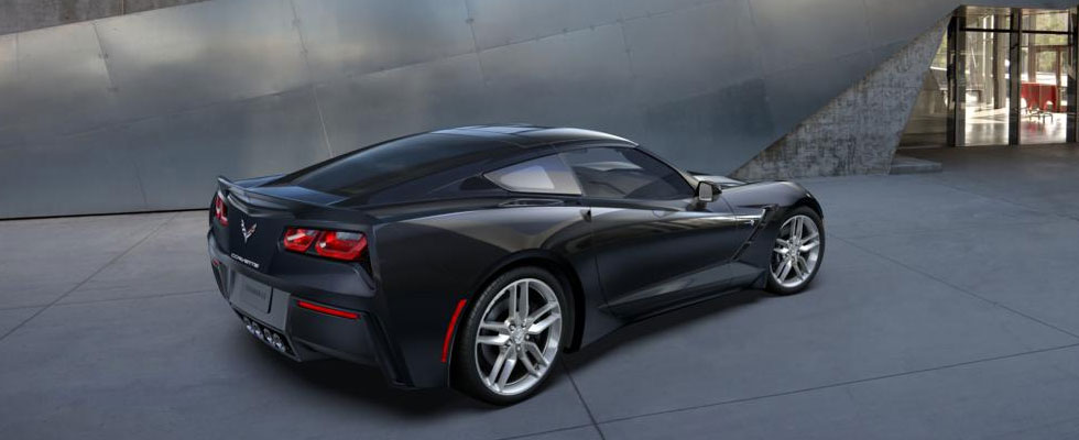 Corvete Stingray
