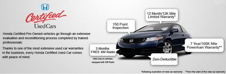 Honda dealer in cary raleigh nc new used cars durham apex for Honda used certified