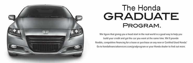 Honda Gradute Program