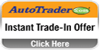 Instant Trade-In Offer from Autotrader