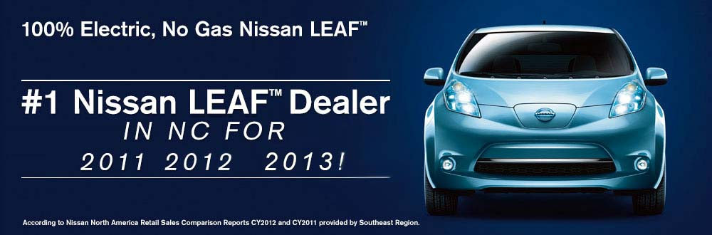 View Nissan Leaf Inventory