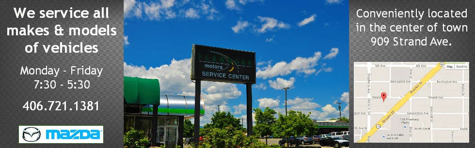 Flanagan Motors Service Department | Missoula, MT