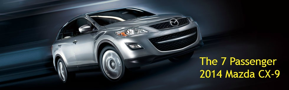 2014 Mazda CX-9 | Missoula New Cars