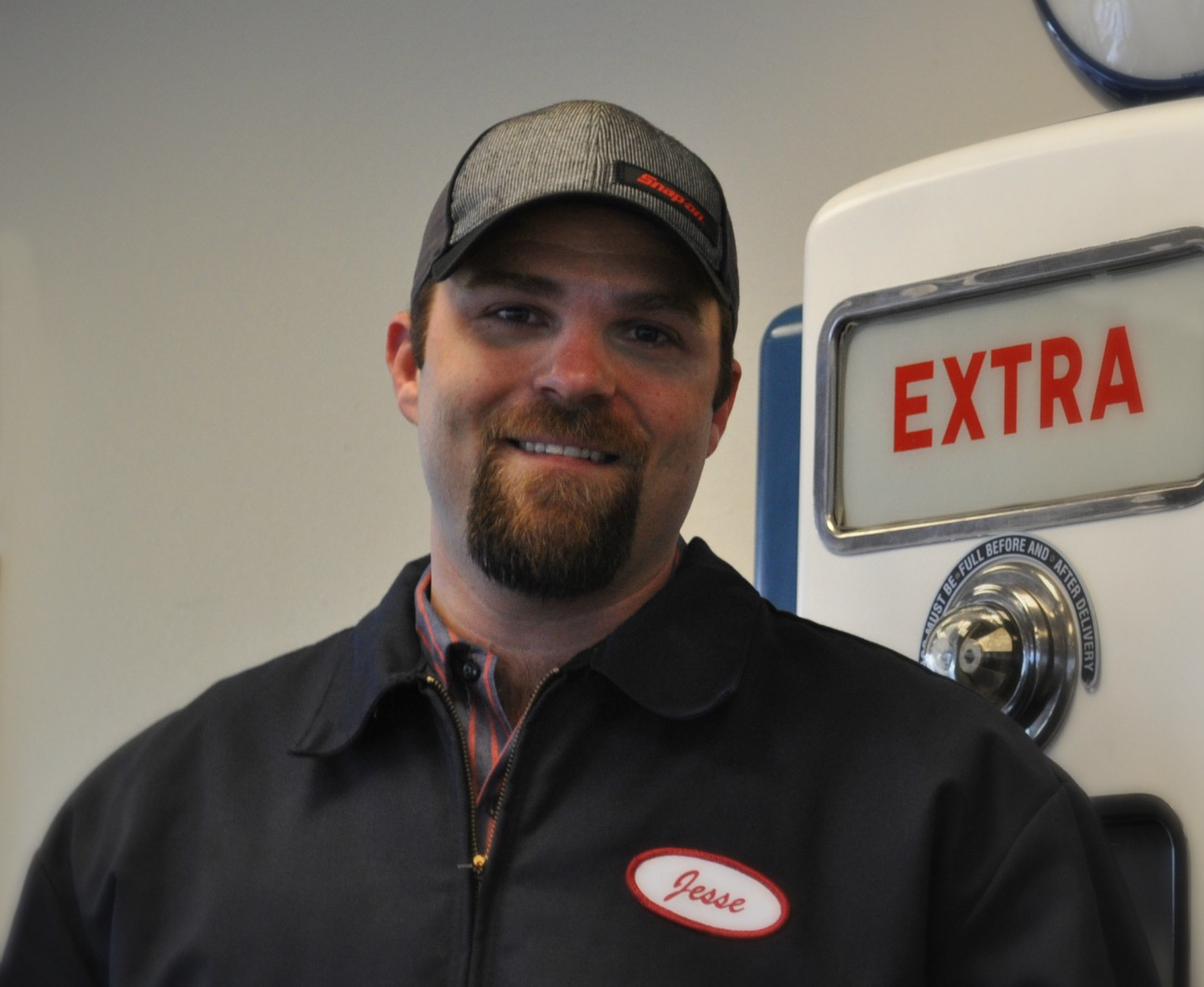 Jesse Beerman - Service Technician