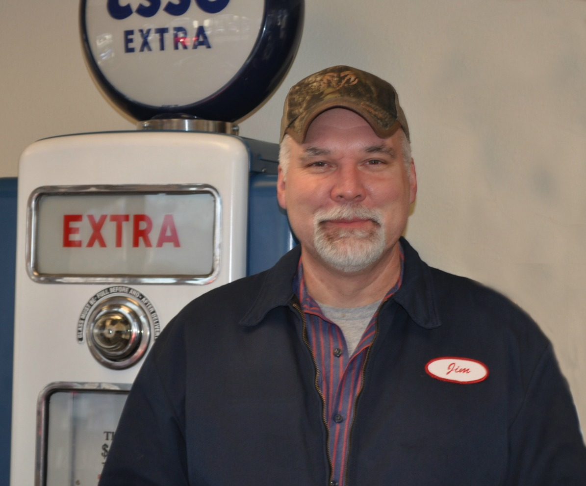 Jim Flemming - Service Technician
