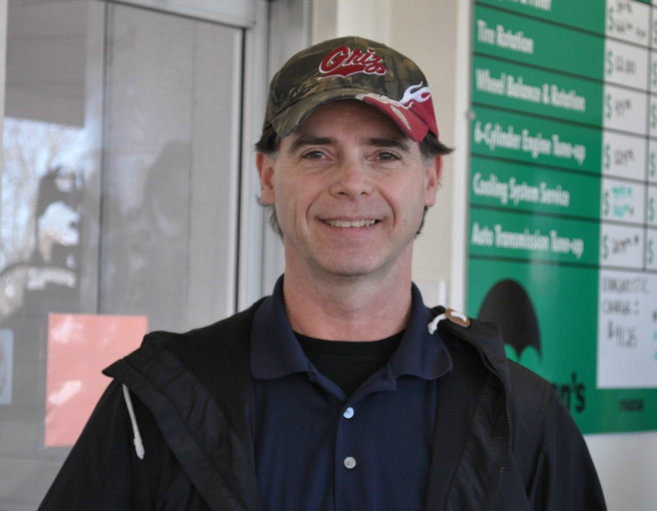 Rob Jenne - Service Manager