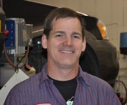 Shane Cooke - Service Technician