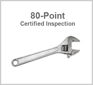80-Point Certified Inspection