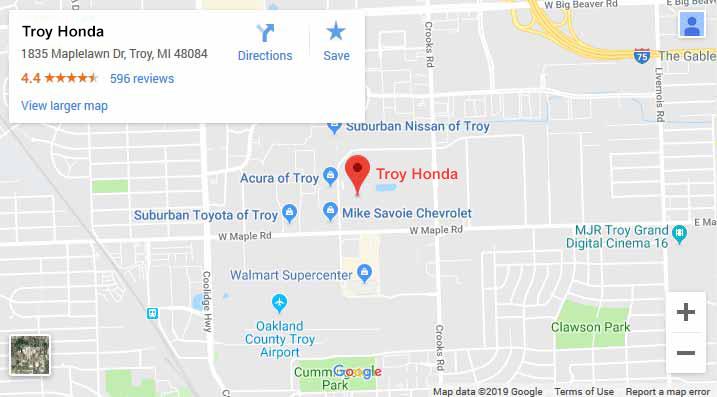 Employment Opportunities at Troy Honda | Troy, MI Car Dealership