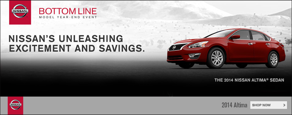 Bottom Line Savings at O'Neil Nissan