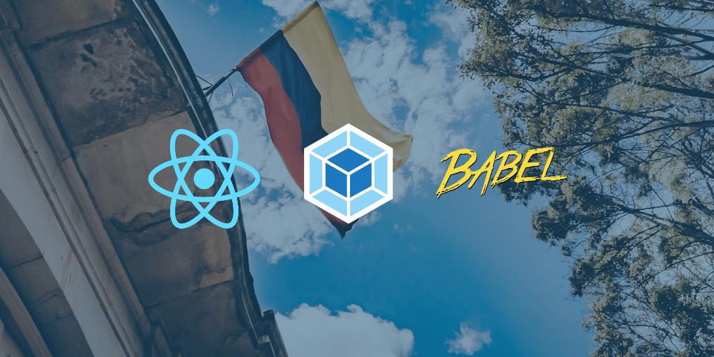 Hola mundo en React + Babel + Webpack