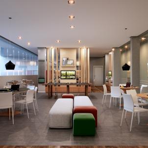 Espaço Lounge