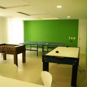 Salão de jogos Infantil