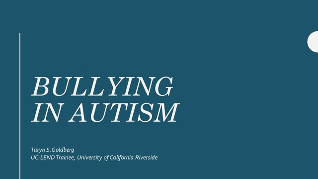 Bullying_-_final_ppt