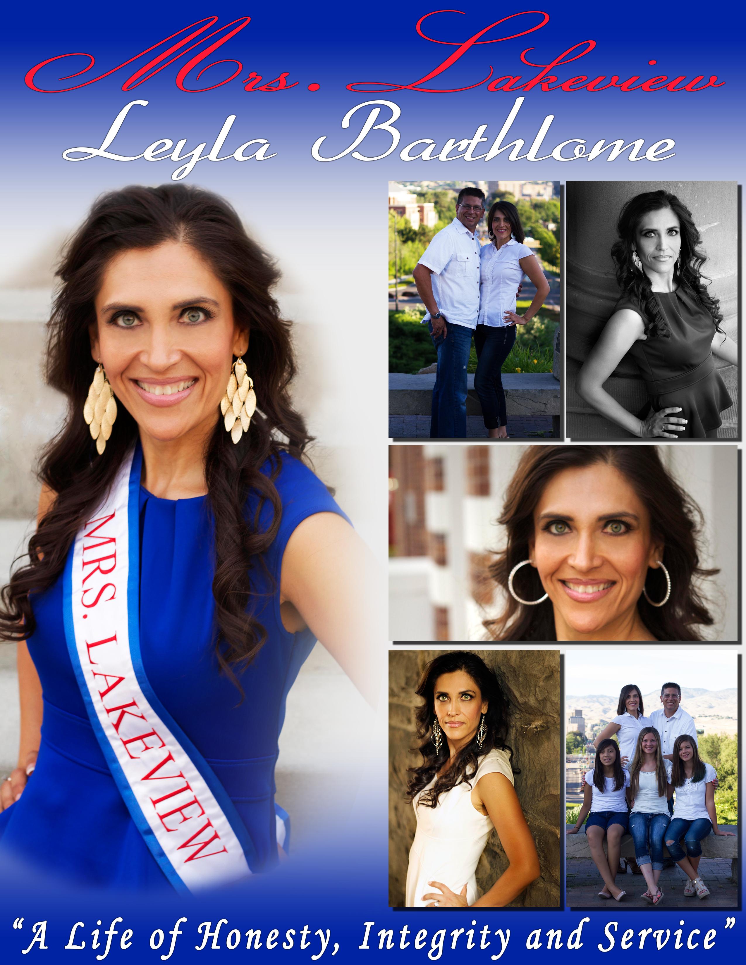 Leyla cover