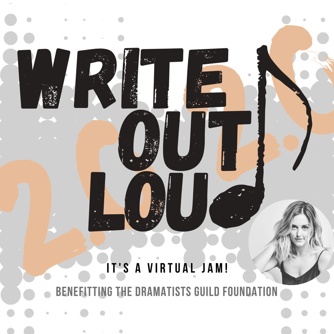 Write Out Loud Virtual Jam