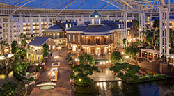 Donovan Dealer Days - Gaylord Opryland Interior