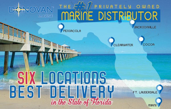 The #1 Privately Owned Marine Distributor