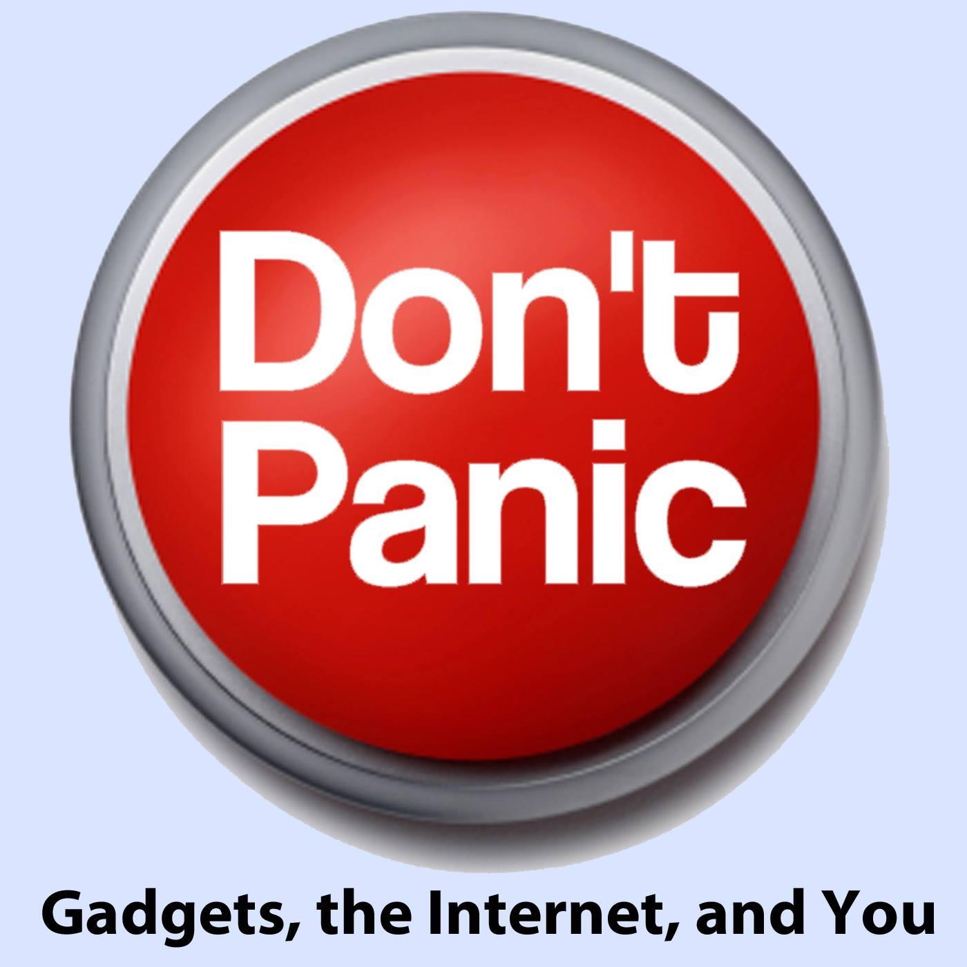 <![CDATA[Don't Panic]]>