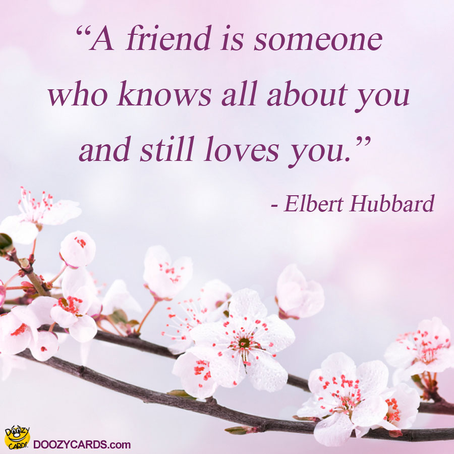 A Friend Knows All About You