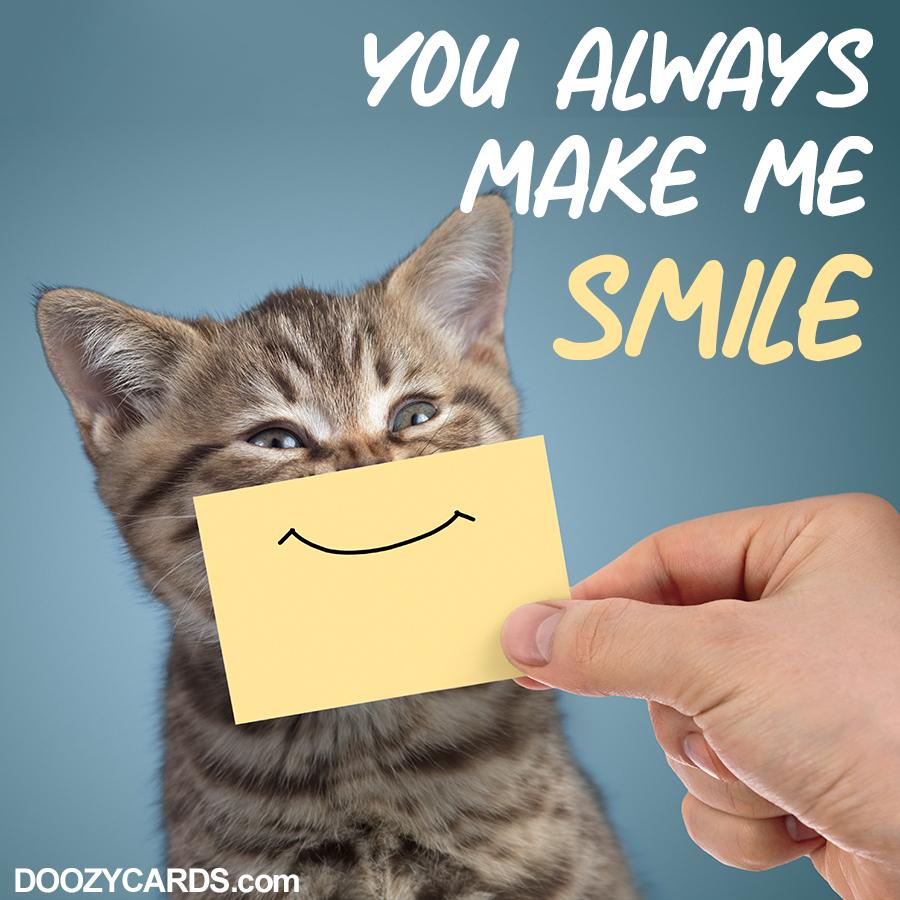 Always Make Me Smile