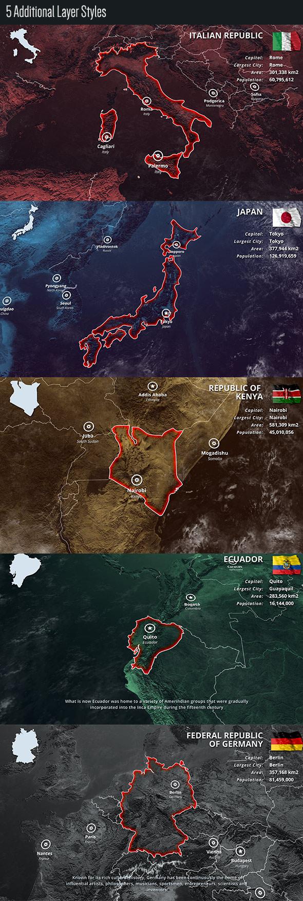 Map Kit - 5