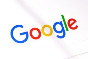 DOS Google Logo