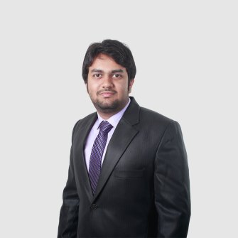 Ahsan Khan Customer Service Supervisor