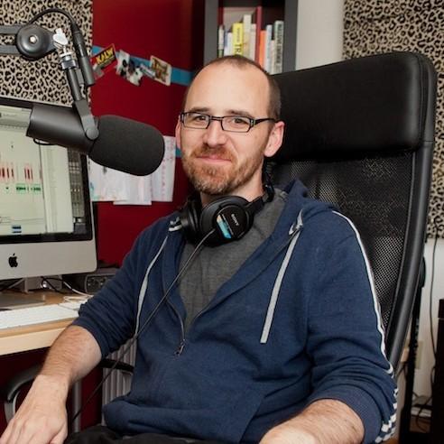 Roman Mars at Podcast Movement 2015