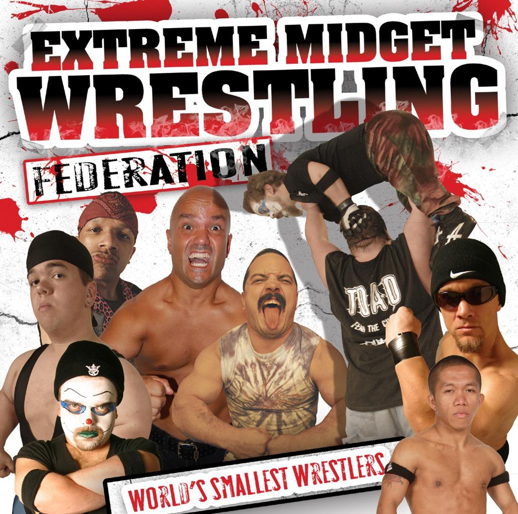 Classic midget wrestling