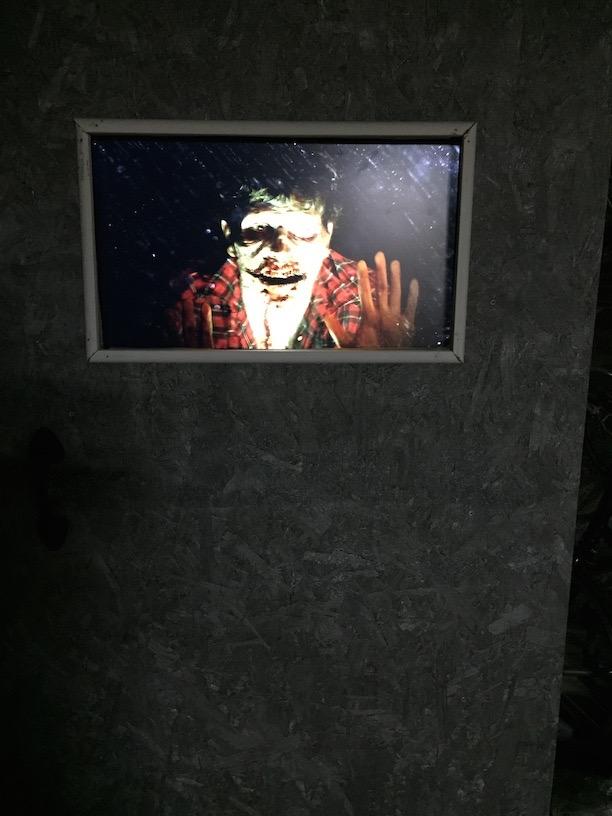 Door 1 testing