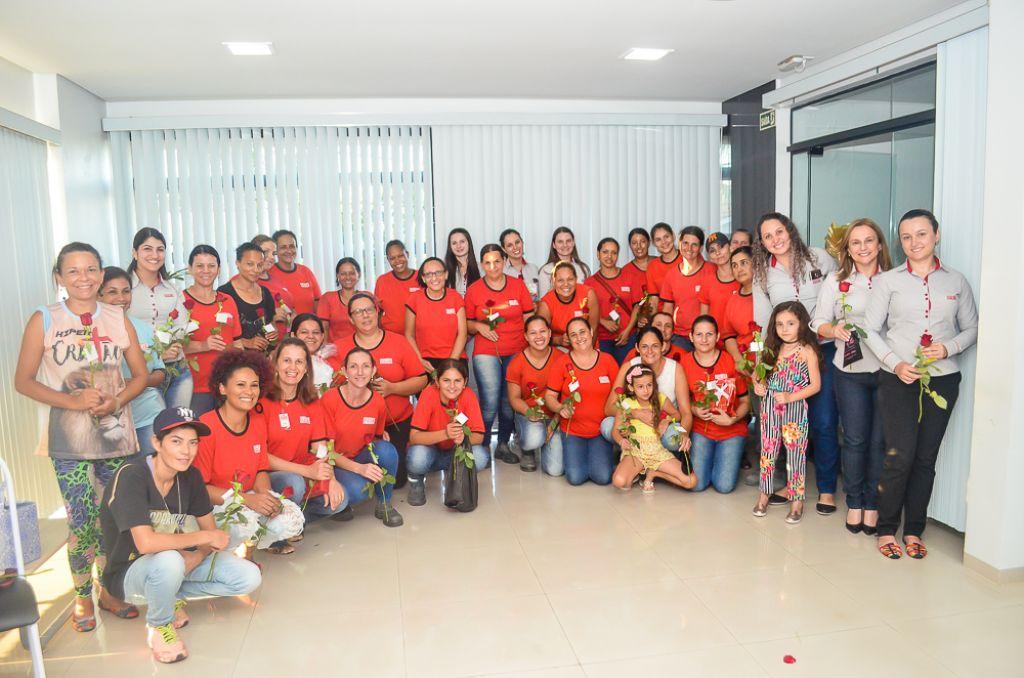 Mais de 50 mulheres participaram do evento.