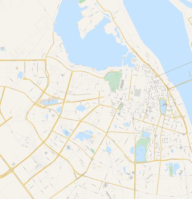 Ha Noi Vietnam Map.Hanoi Vietnam Mojo Map Company Avenza Maps