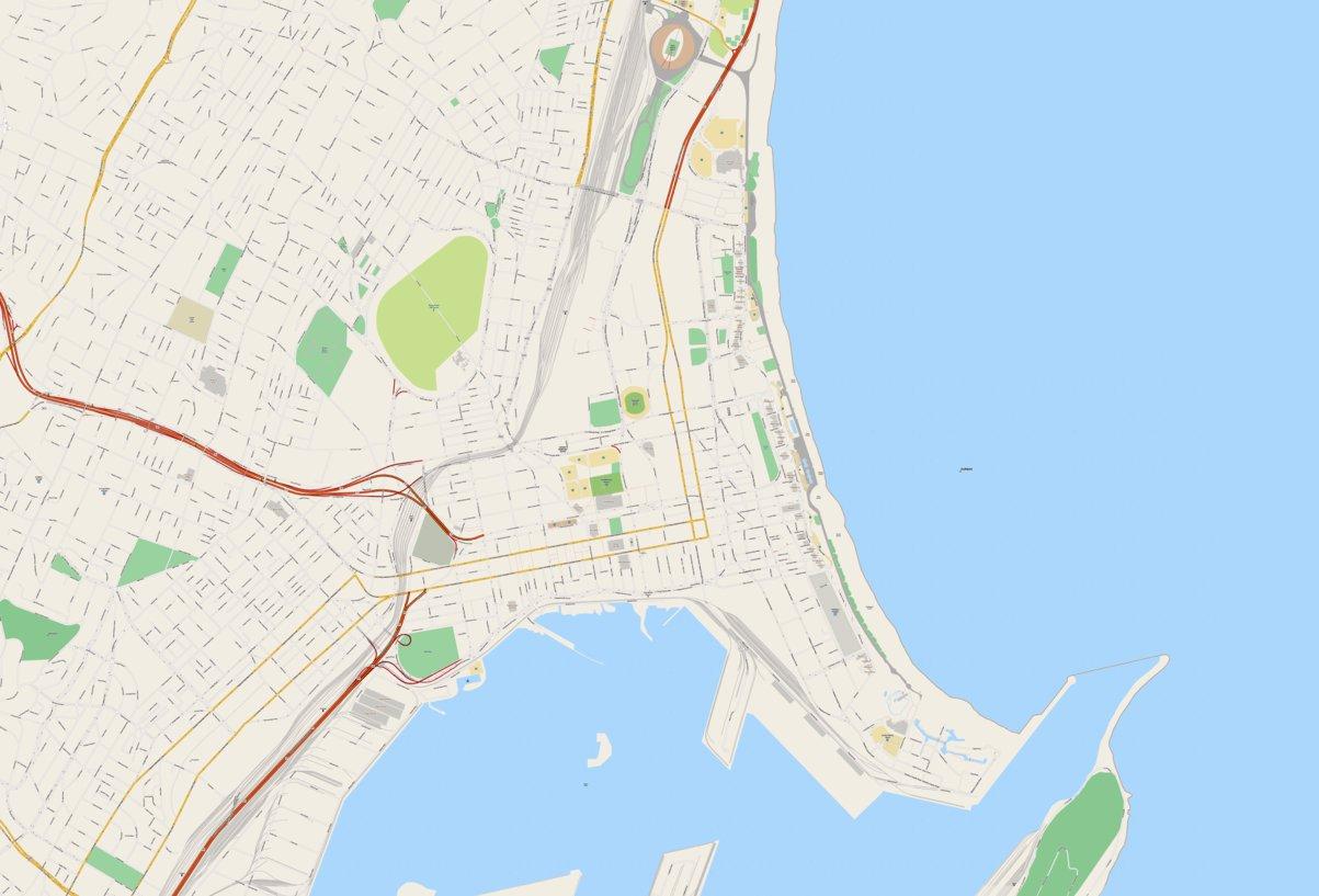 Durban South Africa Mojo Map Company Avenza Maps