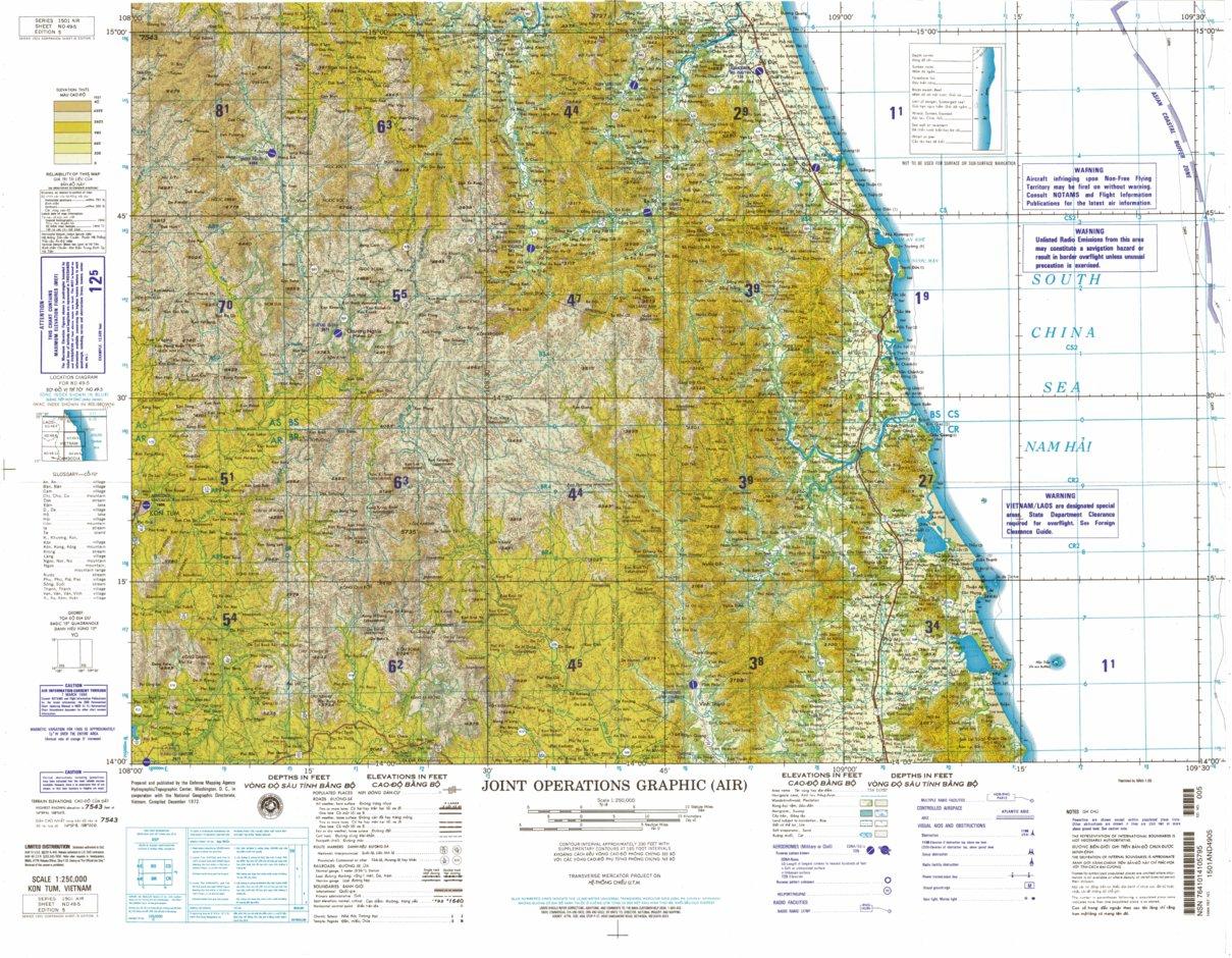Kon Tum Vietnam Avenza Systems Inc Avenza Maps