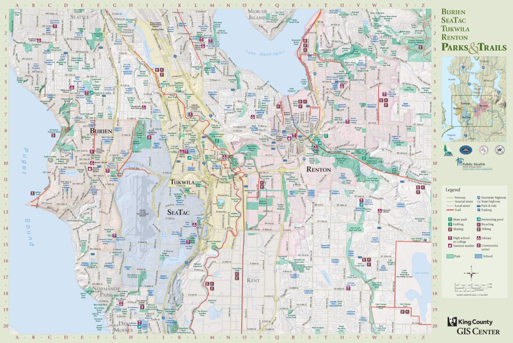 Burien-SeaTac-Tukwila-Renton Park & Trails - Avenza Systems ... on highline school district map, university place map, burien map, seattle map, parkland map, auburn university map, centralia map, kitsap county map, highway 101 washington state map, mount rainier national park map, sea terminal map, omak map, poulsbo map, hobart map, bothell map, olympic national park map, new orleans map, west coast of the united states map, sea airport gate map, la conner map,