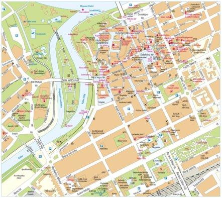 Győr Város Térkép